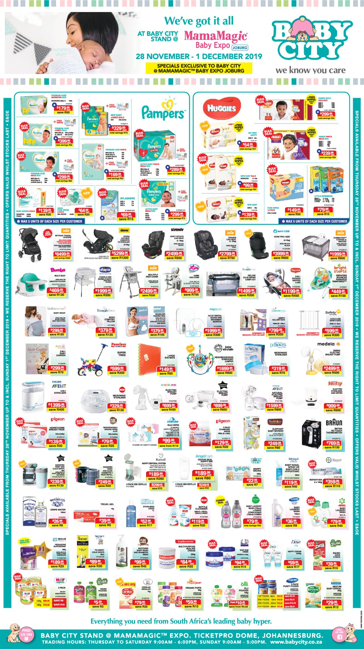 Catalog New specials valid from 28/11/2019 page number 1