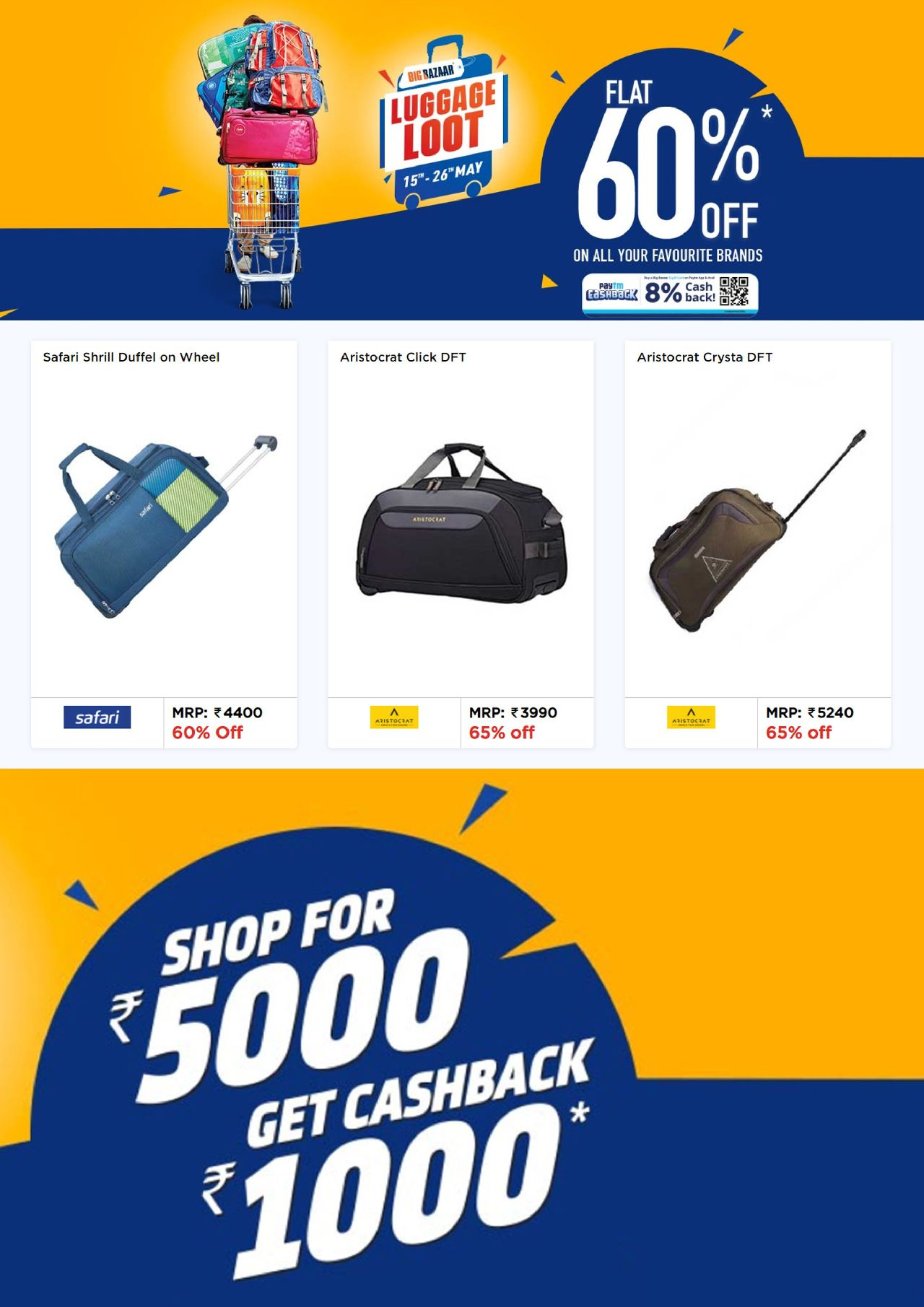 Big Bazaar catalogue valid from 15/05/2019 - page number 3
