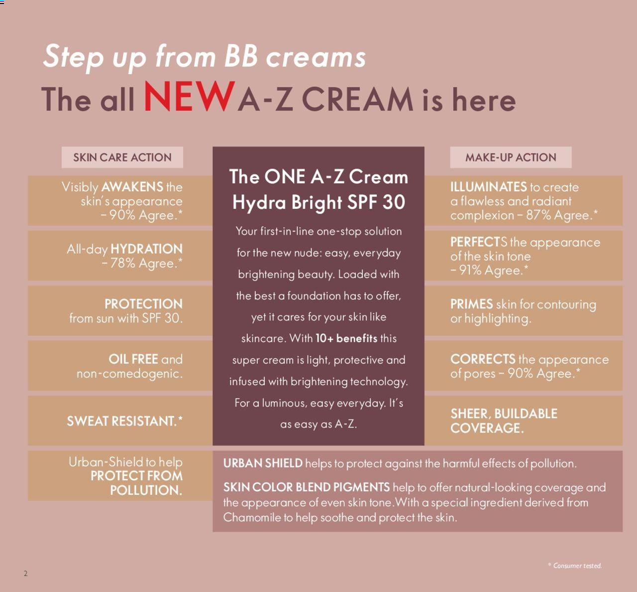 Oriflame catalogue valid from 01/09/2019 - page number 2