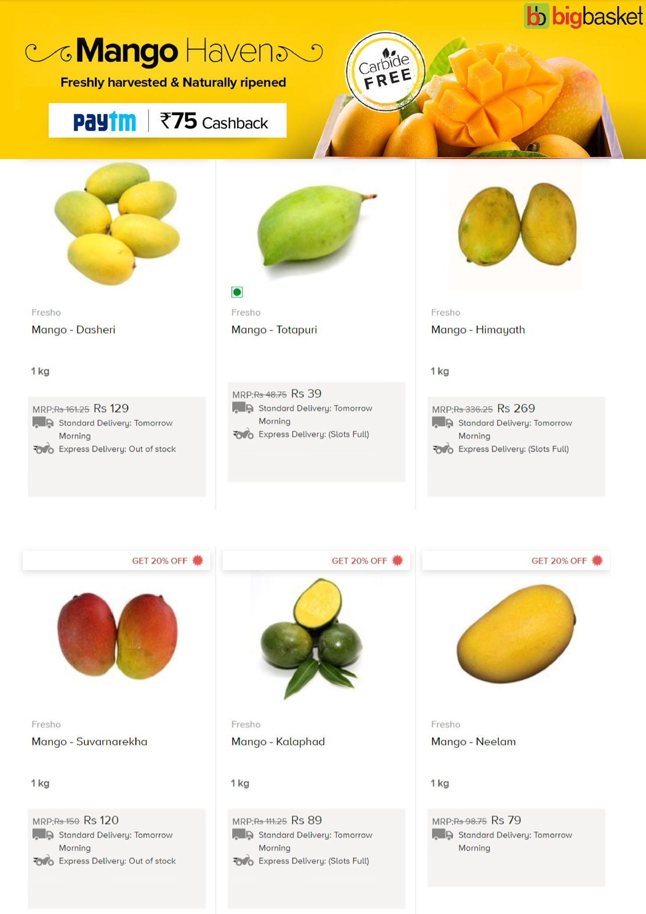 BigBasket catalogue valid from 13/05/2019 - page number 2