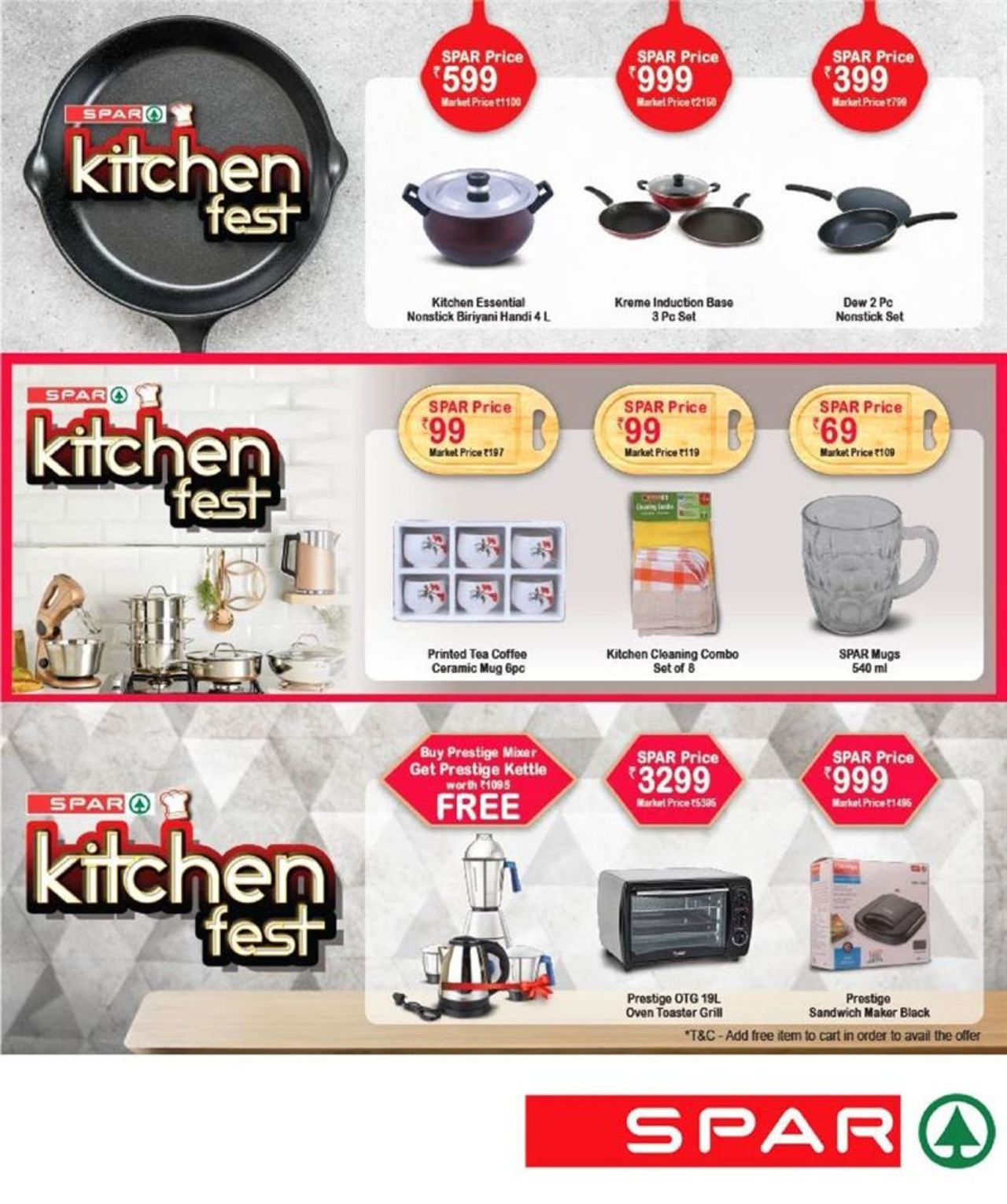 Spar Hypermarket catalogue valid from 10/06/2019 - page number 1