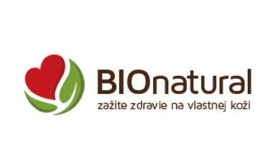 BioNatural zľavový kupón 3€